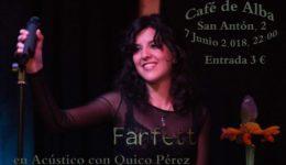 café de alba concierto farfett